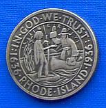 США пол доллара 1936 год Rhode Island и506, фото 2