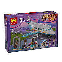 """Конструктор """"Friends"""" 79174 """"Частный самолет"""" 237 дет, в коробке"""