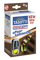Автомобильный ароматизатор на дефлектор Tasotti Concept After Tobacco 8 ml