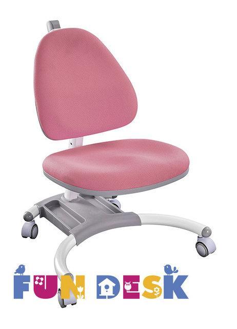 Детское ортопедическое кресло FunDesk SST4Pink