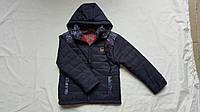 Куртка на мальчика синтепон ( р.3-7 лет) купить оптом