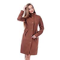 """Демисезонное женское пальто """"Виктория"""" 44"""