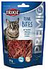 Лакомство Trixie Premio Tuna Bites для кошек с курицей и тунцом, 50 г