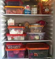 Бокси у холодильнику