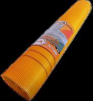 Сетка стеклотканевая фасадная 160г/м2 оранжевая 10003 X-TREME 50137 (Китай)