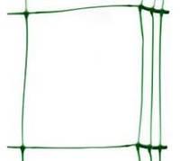 Сетка пластиковая 'огуречка' (яч. 130х150 мм/ рул. 2х500 м) (зеленая)  Клевер 47557 (Украина)