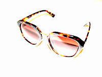 Солнцезащитные очки Omega, тигровая расцветка