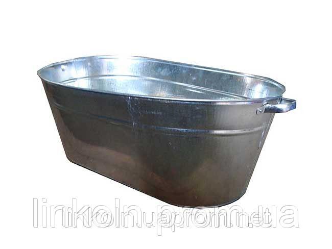 Ванна оцинкованная 100 л