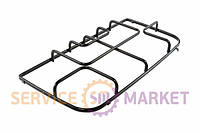Решетка для газовой плиты Indesit 445x220mm C00114883