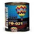Грунтовка Polycolor ГФ-021 0,9 кг серая