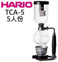 Cифон Hario TCA-5 для заваривания кофе и чая, фото 1