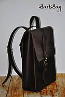 "Кожаный рюкзак ""Вестер"""