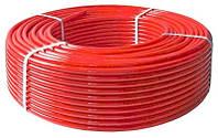 Труба полиэтиленовая для теплого пола PE-RT 16х2 мм/ 140 м Grunhelm 50408 (Украина)