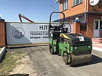 Дорожный каток Bomag BW 100