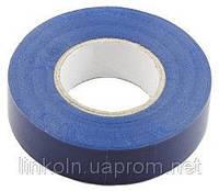 Изолента ПВХ 19 мм 10 м синяя