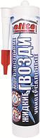 Клей универсальный  полимерный  «ЖИДКИЕ ГВОЗДИ»  Влагостойкость Д4 280 мл прозрачный
