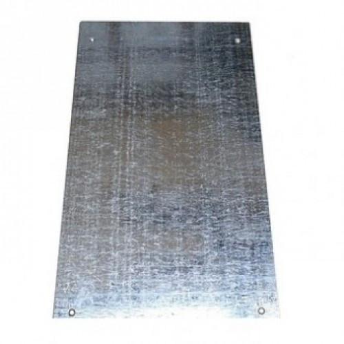 Монтажная панель 500х490 (оцинк), на уголки для КСРМ (к-т 2 шт.)