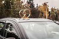 Кольца на машину