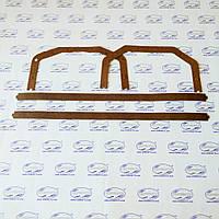 Прокладка поддона (260-100 9002) (пробка), Д-260 МТЗ