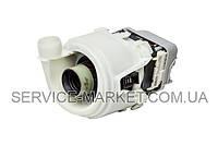 Помпа циркуляционная и тэн для посудомоечной машины Bosch 655541