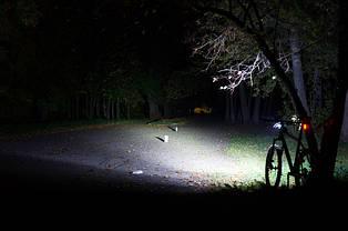 Велосипедный вело фонарик BL-8626 фонарь 30000w, фото 3