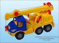 Машина Атлантис кран