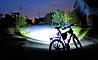 Велосипедный вело фонарик BL-8626 фонарь 30000w, фото 2