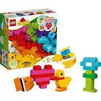 Конструктор LEGO серия Duplo Мои первые кубики 10848