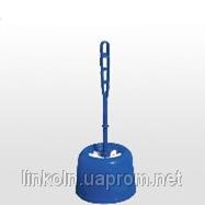 Туалетный комплект WC (ерш для унитаза) шестиугольный