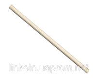 Черенок для грабель, сап деревянный в/с 1,4-1,5 м 30мм
