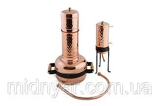 Дистиллятор для получения эфирных масел 12 литров