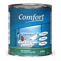 Эмаль алкидная Комфорт Comfort ПФ-115 0,9 кг светло-серая