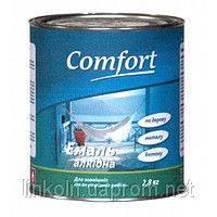 Эмаль алкидная Комфорт Comfort ПФ-115 0,9 кг белая