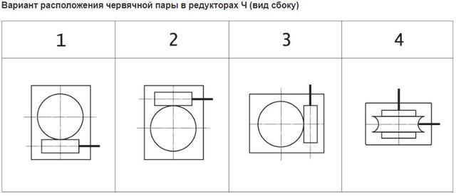 Редукторы 2Ч-63
