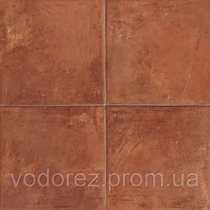 COTTO CLASSICO ROSSO ZAX22 32,5x32,5х0.85, фото 2