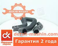 Патрубок радиатора Ланос 1,6 к-т 3шт <ДК>