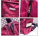 Рюкзак Звезды (красный), фото 4