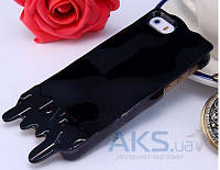 Чехол Marc Jacobs Fashion Melt Apple iPhone 5, iPhone 5S, iPhone 5SE Black (MJ-MELT-BLCK)