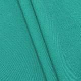 Тканина коттон джинсовий однотонний, фото 6