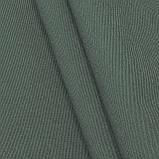 Тканина коттон джинсовий однотонний, фото 9