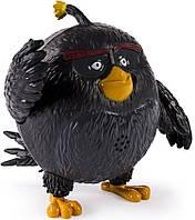 Интерактивная игрушка Angry Birds Говорящая птица Бомб (Bomb) Spin Master, 6027803