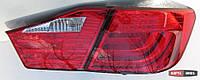 Toyota Сamry V50 оптика задняя LED SuperLux LS style