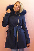 Пальто кашемировое-зимнее
