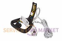 Задняя часть корпуса + сетевой шнур для утюга Tefal CS-00134144
