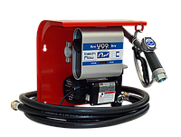 Мобильная заправочная станция HI TECH 220-70/80/100 для дизельного топлива, с расходомером, 220В, от 70 л/мин