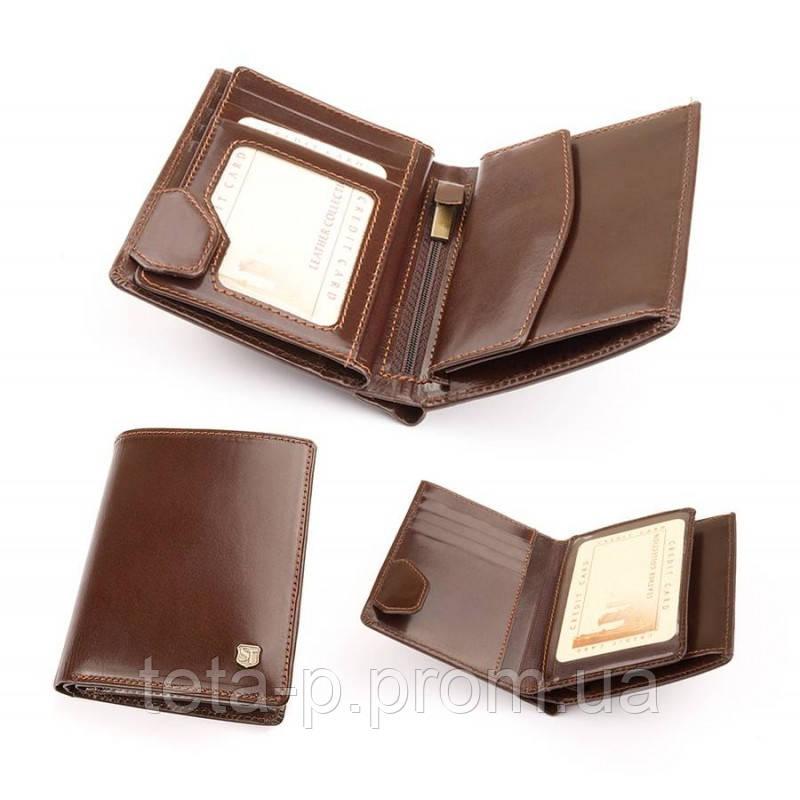 Бумажник женский из итальянской кожи TM Stefania
