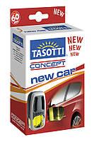 Автомобильный ароматизатор на дефлектор Tasotti Concept New Car 8 ml