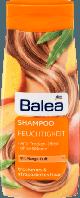Увлажняющий шампунь для сухих волос Balea Shampoo Feuchtigkeit