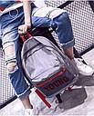 Рюкзак YOUNG серый, фото 2