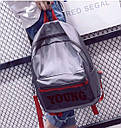 Рюкзак YOUNG серый, фото 7